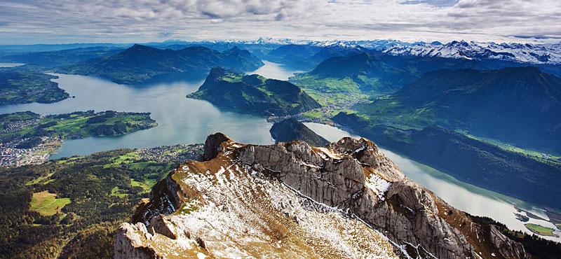 Itinerari in Svizzera