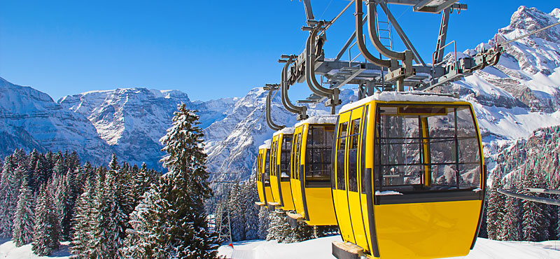Sciare in Svizzera