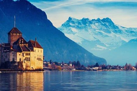 Cartina Della Svizzera Francese.Svizzera Francese Svizzera Net